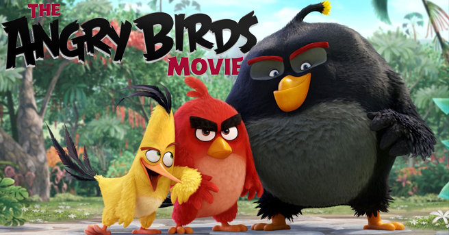 angry birds movie trailer download