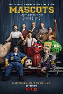 mascots_poster