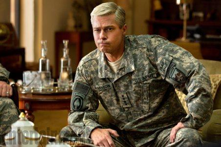 War Machine (2017) Brad Pitt
