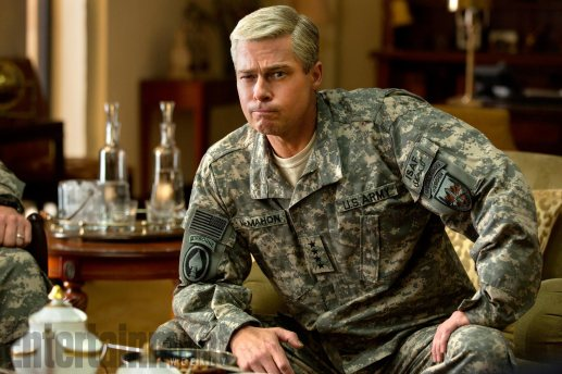 War Machine (2017) Brad Pitt