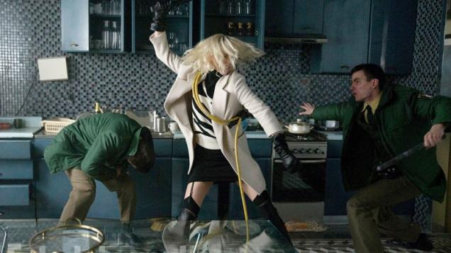 Atomic Blonde (2017) Charlize Theron