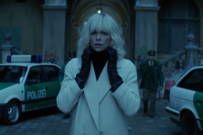 charlize theron atomic blonde spry film