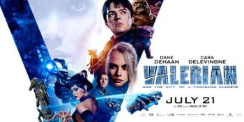 Film review Valerian and the City of a Thousand Planets 2017 spry film 1