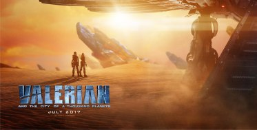 Film review Valerian and the City of a Thousand Planets 2017 spry film 2