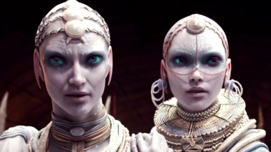 Film review Valerian and the City of a Thousand Planets 2017 spry film 3