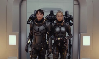 Film review Valerian and the City of a Thousand Planets 2017 spry film 7