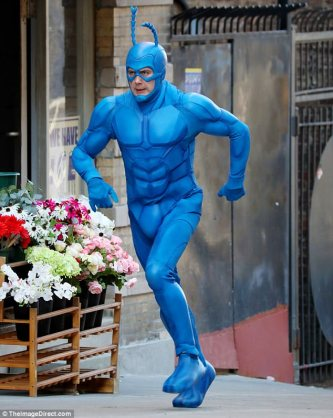 the tick spry film 5