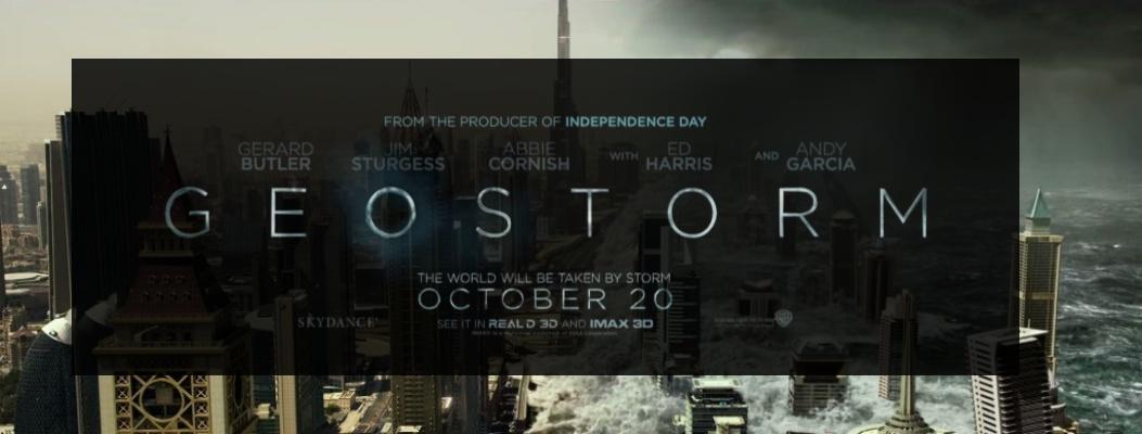 Trailer Geostorm 2017 Spryfilm Com
