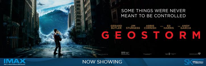 Film Review Geostorm 2017 Spryfilm Com