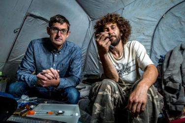 louis theroux dark states spry film review 2