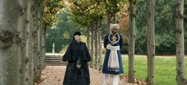 victoria and Abdul spry film review 3