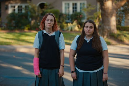 lady bird spry film review 2