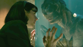 The Shape of Water spry film review 2