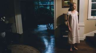 Not Your UsualStag Film: Anna (Nicole Kidman) has a good reason to look pensive in The Killing of a Sacred Deer.</em