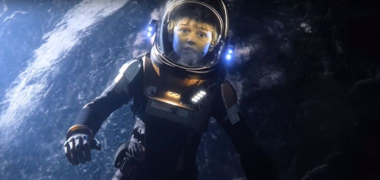 lost in space spry film review 3