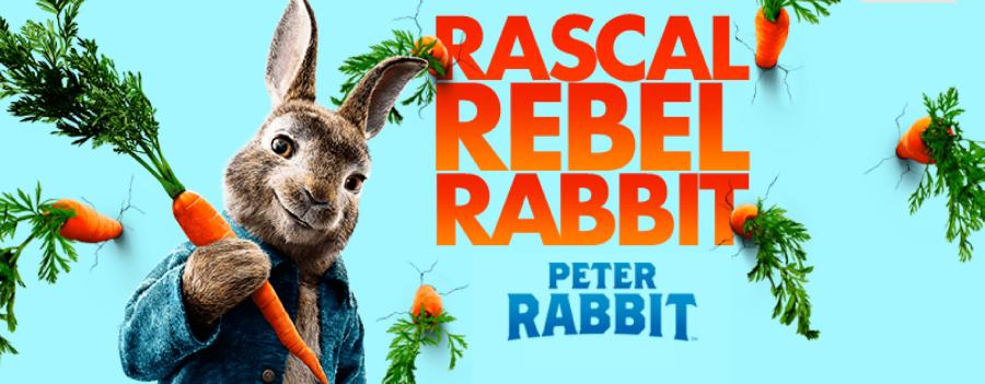 Film Review Peter Rabbit 2018 Spryfilm Com