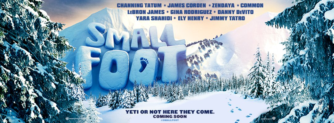 New Trailer Smallfoot 2018 Spryfilm Com
