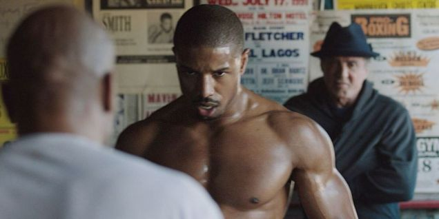 creed II spry film review 1