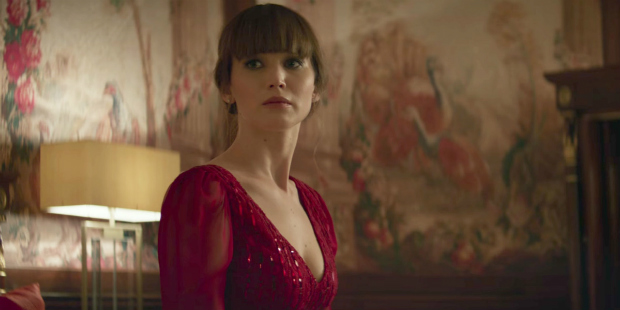 red sparrow spry film review 2