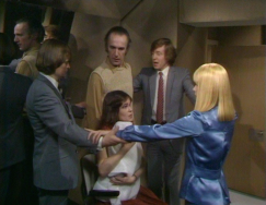 Sapphire & Steel spry film review 5