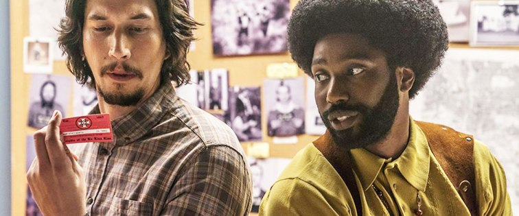 BlacKkKlansman spry film review 6