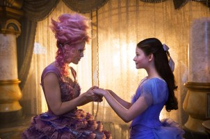 Disney's The Nutcracker and the Four Realms spry film review 2