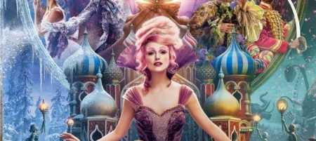Disney's The Nutcracker and the Four Realms spry film review 3