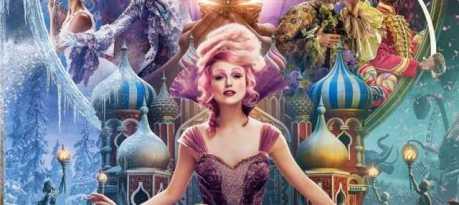 Disney's The Nutcracker and the Four Realms spry film review 3