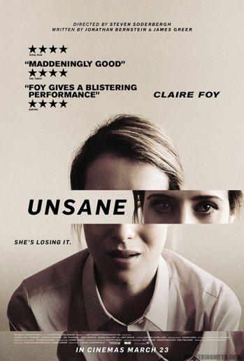 unsane spry film review 2