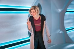 Doctor Who The Tsuranga Conundrum spry film review 1