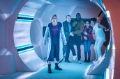 Doctor Who The Tsuranga Conundrum spry film review 3