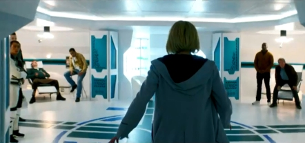 Doctor Who The Tsuranga Conundrum spry film review 4