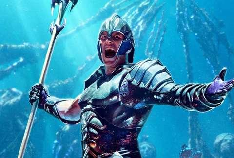 """Film review: """"Aquaman"""" (2018)  – spryfilm com"""