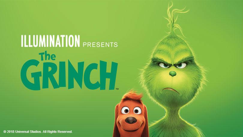 "4K Blu-ray review: ""The Grinch"" (2018) – spryfilm.com"
