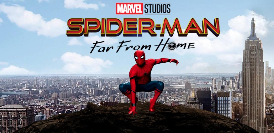 Spiderman Far From Home German Stream